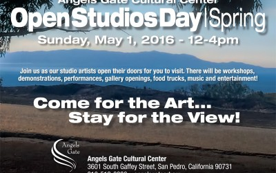 Angels Gate Cultural Center Open Studios Day