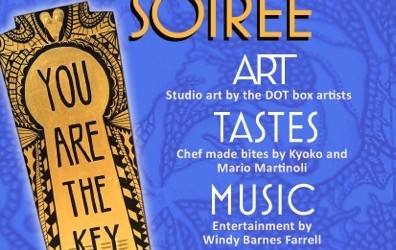 Summer Arts Soiree